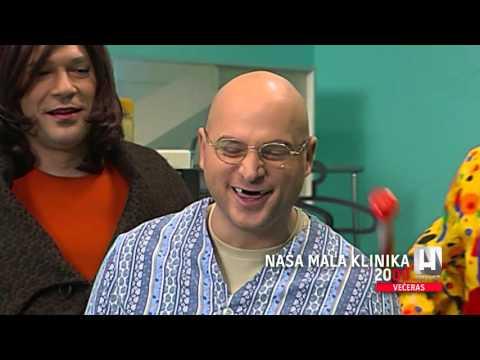HAYAT TV: NAŠA MALA KLINIKA - najava serije za 02 02 2016