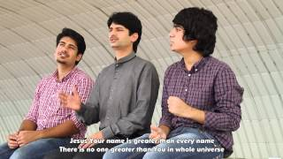 Shanti Ka Raja - Gopal Masih, Ankur Masih, Anand Masih / Worship Warriors (Hindi Christian Song)