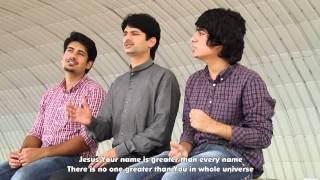 Shanti Ka Raja - Gopal Masih, Ankur Masih, Anand Masih / Worship Warriors (Hindi Christian Song)