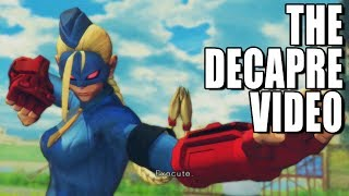 [usfiv] Decapre Combo Video