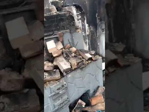 Волинські Новини: Пожежа на Волині 1