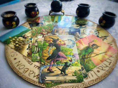 Повседневное Таро Ведьмы/Обзор колоды/Everyday Witch Tarot