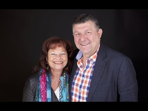 Ray and Lorraine Stabey