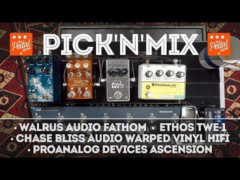 TPS Pick'N'Mix: Walrus Fathom, Ethos TWE-1, Chase Bliss Warped Vinyl HiFi, ProAnalog Ascension