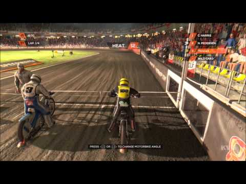 FIM Speedway Grand Prix 15 - Gorzow FIM Speedway Grand Prix of Poland Gameplay (PC HD) [1080p] |