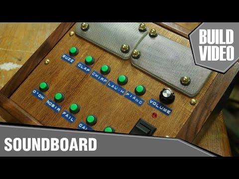 How to Make a Soundboard