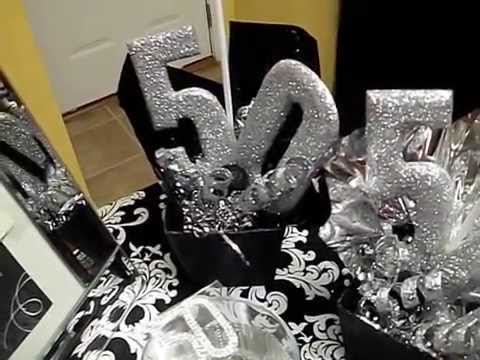50th Birthday Party Its Coming Together  YouTube