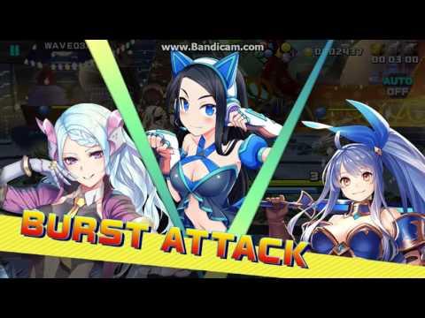Ragnastrike Angels gameplay#2