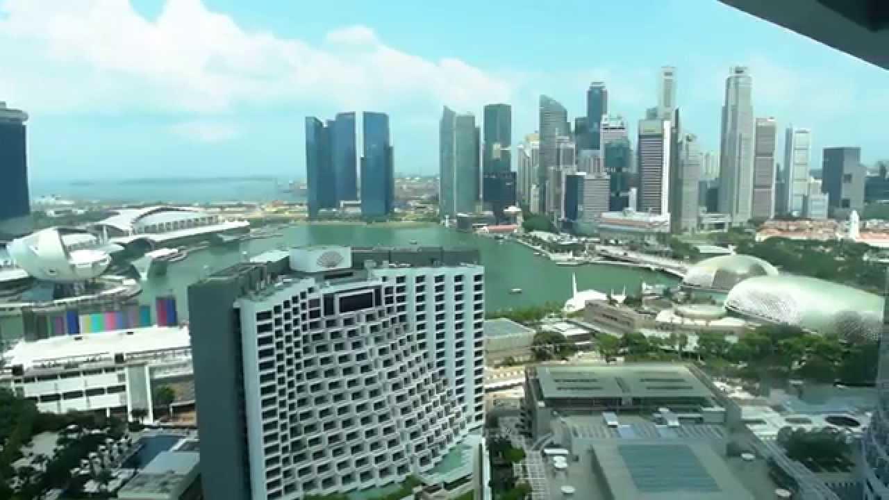 pan pacific singapore harbour studio a video tour youtube. Black Bedroom Furniture Sets. Home Design Ideas