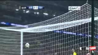 أهداف بايرن ميونخ 2 1 بروسيا دورتموند عصام الشوالي نهائي دوري أبطال أوروبا