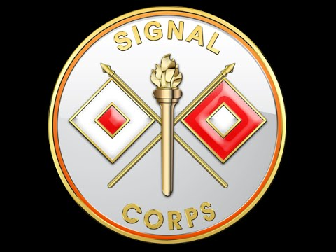 U. S. Army Signal Officer