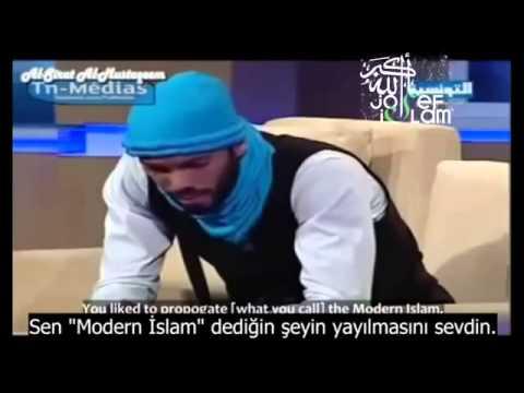 Tunuslu bir gencin canlı yayında söylediği müthiş bir ezgi