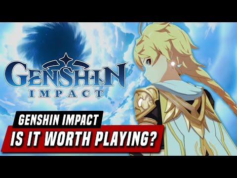Is GENSHIN IMPACT