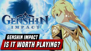 Is GENSHIN IMPACT Worth Playing? - First Impressions & Gameplay