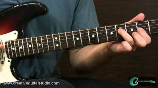 GUITAR THEORY: Expanding Chord Vocabulary with Triads thumbnail
