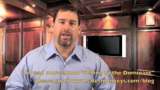 Selling To The Dominant - Sales Training Course From Salesmonkeys
