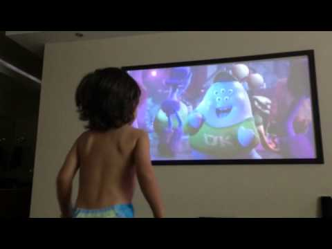 Monster University Dance Song