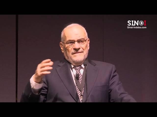 Rabbi Wein - The Future of the Jewish World