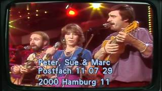 Peter, Sue & Marc - Fantasia 1981