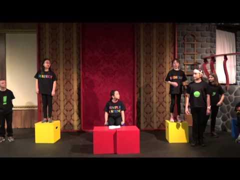 Grade 4 Show: 4TD Grammar