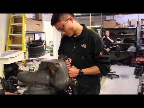 2014-2015 UW Formula SAE T26 - Unveiling Video