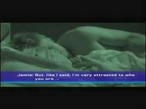 Big Brother Australia 2006 - Jamie Makes Katie Cry