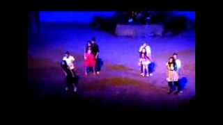 MJ5 X D-MANIX DANCE BY moonlight college students