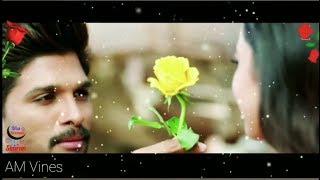 vuclip ❤❤ Awesome Romantic Whatsapp Status Video 2017 || Dil Dy Dia Hai || Allu Arjun Whatsapp Status Video