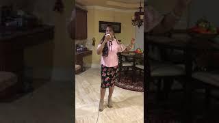 Aaja Re Pardesi Karoake #10 by Angela Motie
