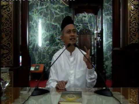 Bahaya Sifat Melampaui Batas || KH. Dr. Ali Nurdin, MA