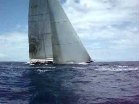 Antigua Classic Yacht Regatta 2009