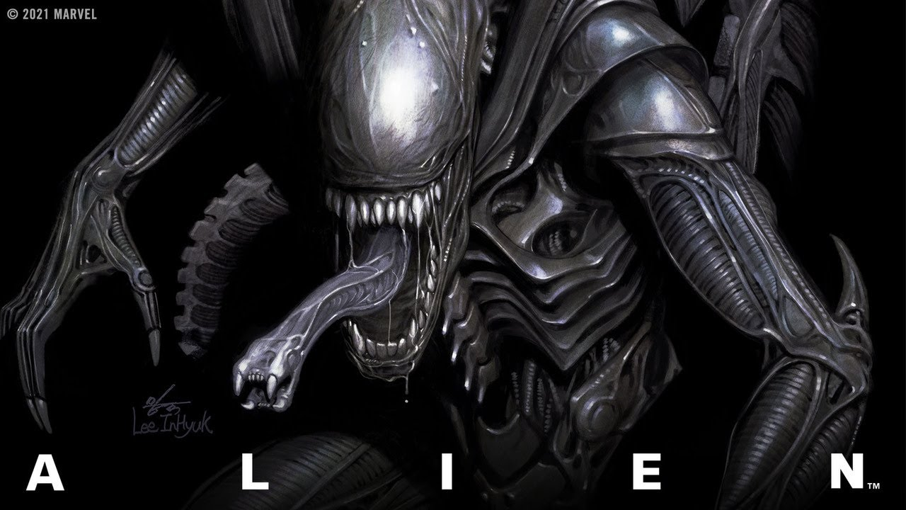 ALIEN #1 Trailer | Marvel Comics