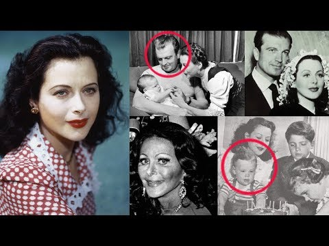 Unknown Surprising Facts About Hedy Lamarr  Pastimers