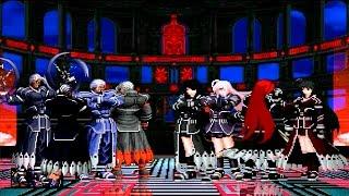 Kof Mugen Original Zero Team VS Zeroko Team