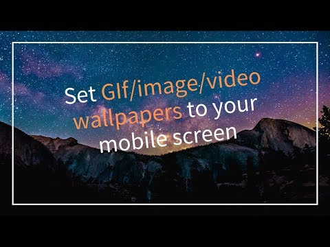 Animated Gif Live Wallpaper Lite Apps On Google Play