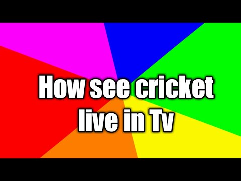 cricket live | Gtv live | channel 9 live