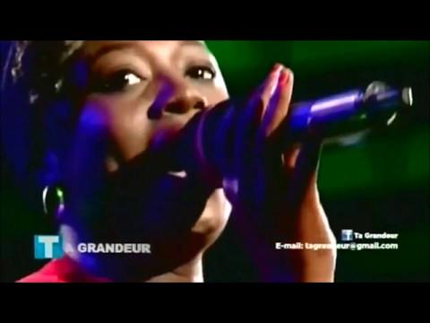 Sœur Laurette Ndombi - Tu est Emmanuel mon ami (Adoration)
