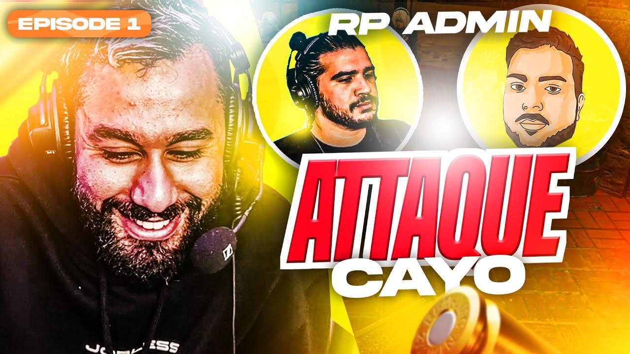 Download LA GUERRE CONTRE CAYO AVEC AMINE ET ZIPPER ! BEST OF RP ADMIN FLASHBACK #1