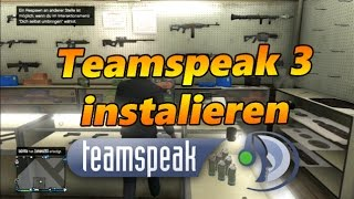Wie mann Teamspeak 3 installiert [ Deutsch/German]