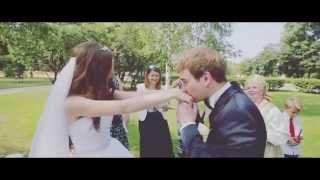 Свадебный клип Георгия и Екатерины, 2015