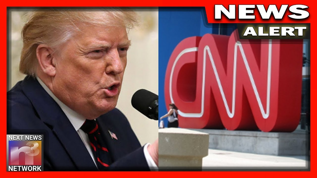 President Trump Goes OFF on Fake News CNN at Daily Presser With Most BRUTAL Comeback Yet