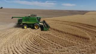 Washington Wheat Harvest 2016 - American Farmer