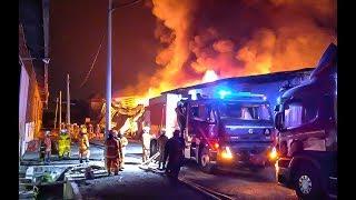 FIRE CALL BOMBA SUKARELA MALAYSIA KULAI BESAR 2-7-17