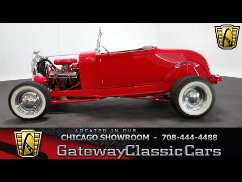 1928 Ford Model A Gateway Classic Cars Chicago #1024
