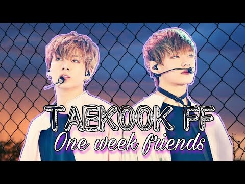 TAEKOOK One week friendsEp 1