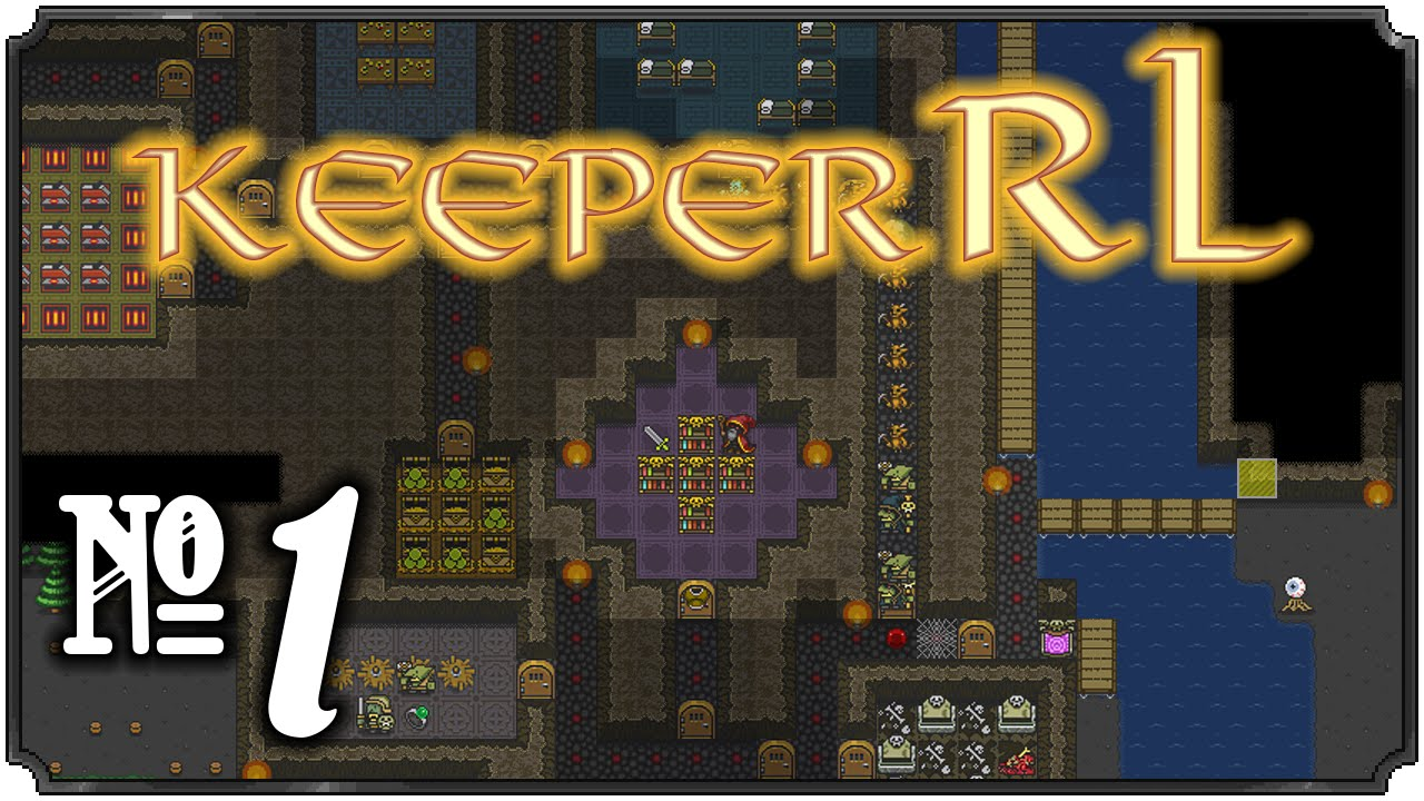 KeeperRL - Episode 1 (Corpse Gas)