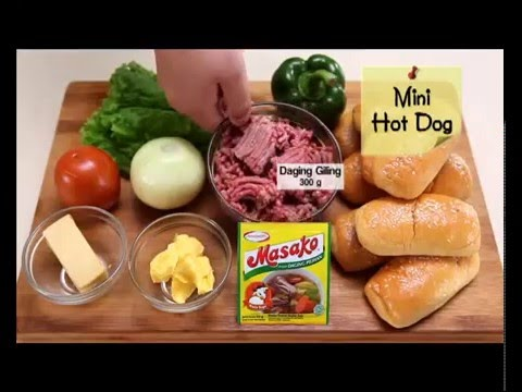 Dapur Umami Mini Hot Dog