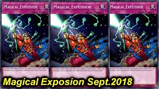 【YGOPRO】MAGICIAL EXPLOSION FTK/OTK *going 2nd everytime* 2018