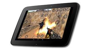 Counter-Strike 1.6 auf einem Tablet - So läuft der Klassiker unter Android