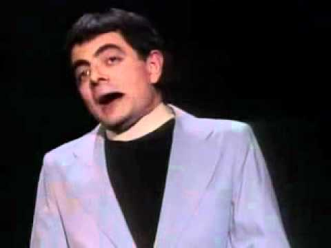 Rowan Atkinson - The Church's Attitude To Fellatio